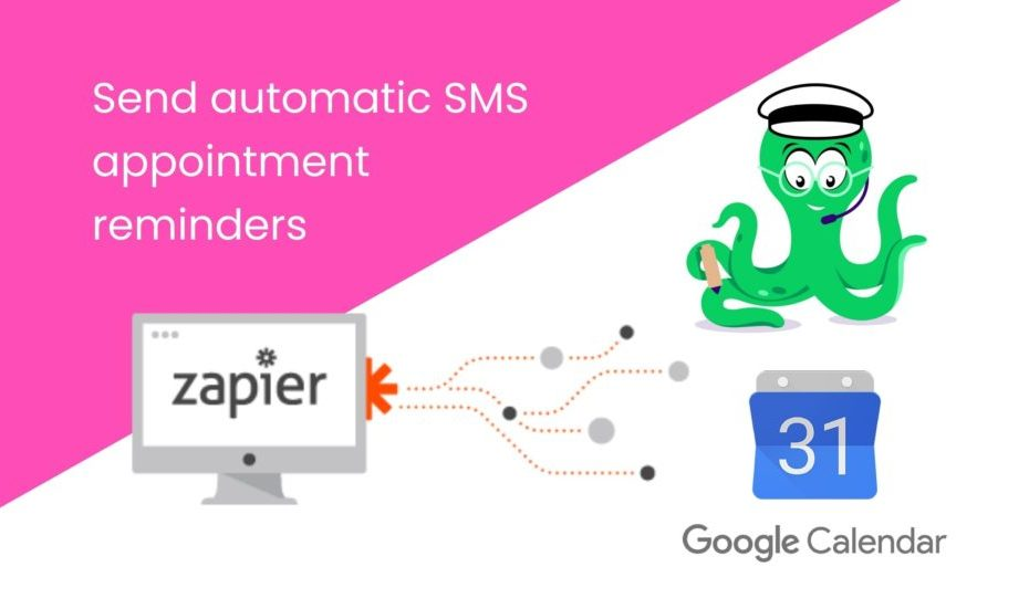 sms reminder appointment automatic
